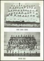 1956 Clyde High School Yearbook Page 106 & 107