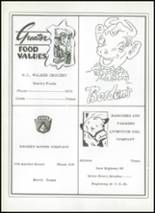 1956 Clyde High School Yearbook Page 116 & 117