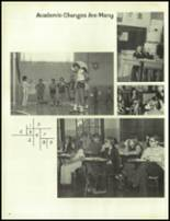 1974 North Central High School Yearbook Page 16 & 17