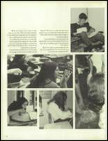 1974 North Central High School Yearbook Page 20 & 21