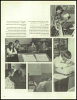1974 North Central High School Yearbook Page 22 & 23