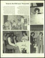 1974 North Central High School Yearbook Page 34 & 35