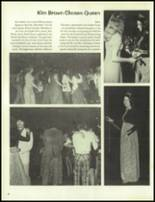 1974 North Central High School Yearbook Page 36 & 37