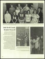 1974 North Central High School Yearbook Page 52 & 53