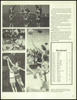 1974 North Central High School Yearbook Page 66 & 67