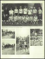 1974 North Central High School Yearbook Page 76 & 77