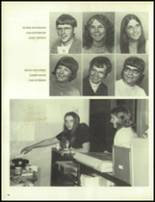 1974 North Central High School Yearbook Page 100 & 101