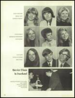 1974 North Central High School Yearbook Page 104 & 105