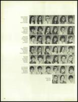 1974 North Central High School Yearbook Page 110 & 111
