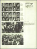 1974 North Central High School Yearbook Page 112 & 113