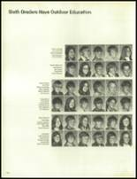 1974 North Central High School Yearbook Page 116 & 117