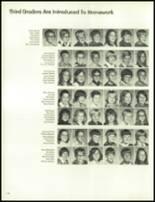 1974 North Central High School Yearbook Page 122 & 123