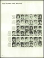 1974 North Central High School Yearbook Page 126 & 127