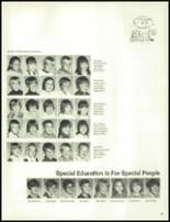 1974 North Central High School Yearbook Page 128 & 129