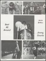 1980 McAlester High School Yearbook Page 52 & 53