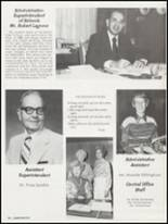 1980 McAlester High School Yearbook Page 112 & 113