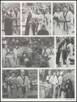 1980 McAlester High School Yearbook Page 208 & 209