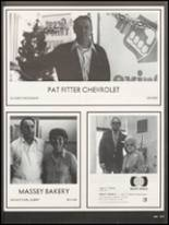 1980 McAlester High School Yearbook Page 238 & 239