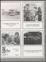 1980 McAlester High School Yearbook Page 244 & 245