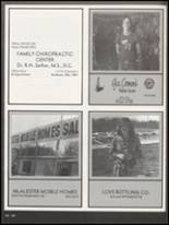 1980 McAlester High School Yearbook Page 250 & 251