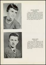 1951 Leavenworth High School Yearbook Page 12 & 13