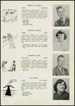 1951 Leavenworth High School Yearbook Page 16 & 17
