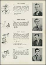 1951 Leavenworth High School Yearbook Page 18 & 19