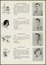 1951 Leavenworth High School Yearbook Page 20 & 21