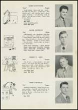 1951 Leavenworth High School Yearbook Page 22 & 23