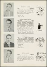 1951 Leavenworth High School Yearbook Page 24 & 25