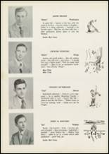 1951 Leavenworth High School Yearbook Page 26 & 27