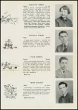 1951 Leavenworth High School Yearbook Page 28 & 29