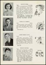 1951 Leavenworth High School Yearbook Page 30 & 31