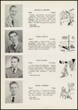 1951 Leavenworth High School Yearbook Page 32 & 33