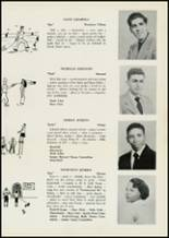 1951 Leavenworth High School Yearbook Page 34 & 35
