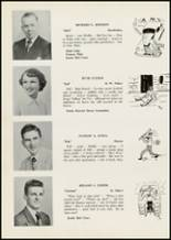 1951 Leavenworth High School Yearbook Page 36 & 37