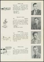 1951 Leavenworth High School Yearbook Page 38 & 39