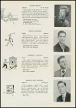 1951 Leavenworth High School Yearbook Page 40 & 41