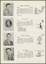 1951 Leavenworth High School Yearbook Page 42 & 43