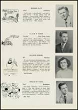 1951 Leavenworth High School Yearbook Page 46 & 47