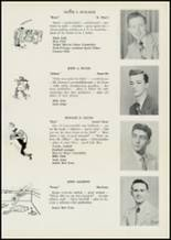 1951 Leavenworth High School Yearbook Page 48 & 49