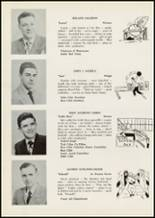 1951 Leavenworth High School Yearbook Page 50 & 51