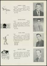 1951 Leavenworth High School Yearbook Page 52 & 53