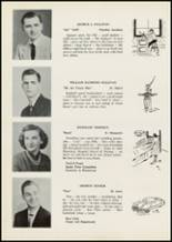 1951 Leavenworth High School Yearbook Page 54 & 55