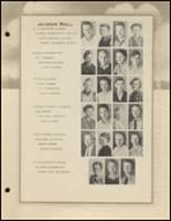 1937 Clyde High School Yearbook Page 28 & 29