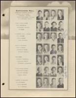 1937 Clyde High School Yearbook Page 36 & 37