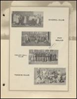1937 Clyde High School Yearbook Page 64 & 65