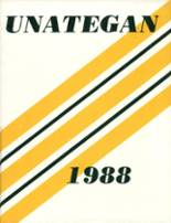 1988 Yearbook Unatego High School