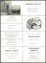 1964 Delaware Valley High School Yearbook Page 90 & 91