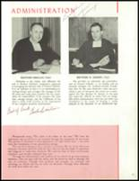 1966 Central Catholic High School Yearbook Page 14 & 15